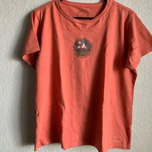 Life is Good Shirt size L